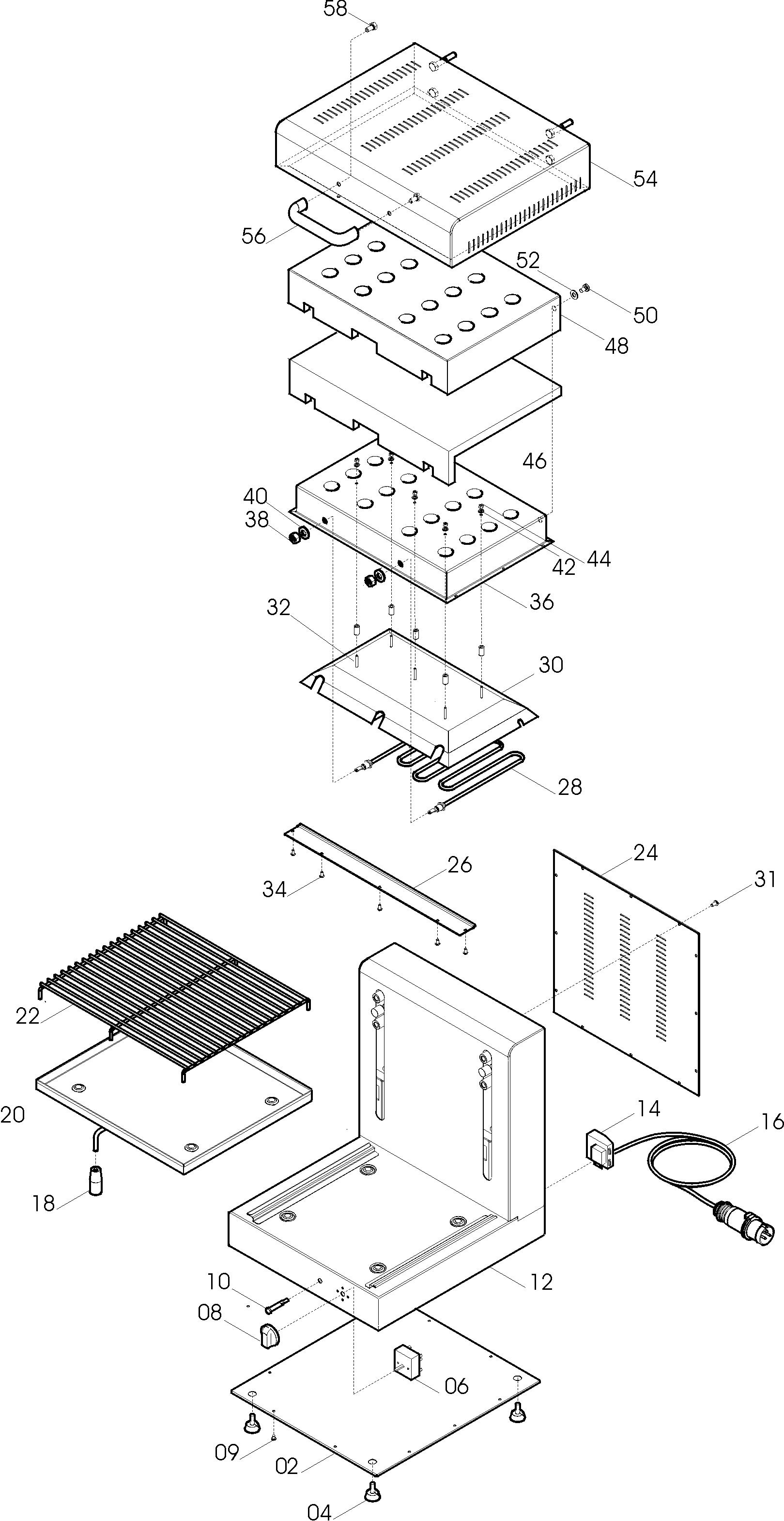 工程图 简笔画 平面图 手绘 线稿 1619_3138 竖版 竖屏