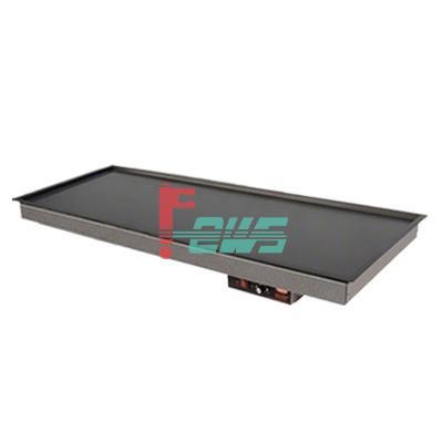 嵌入式保温铝板(不锈钢边框)